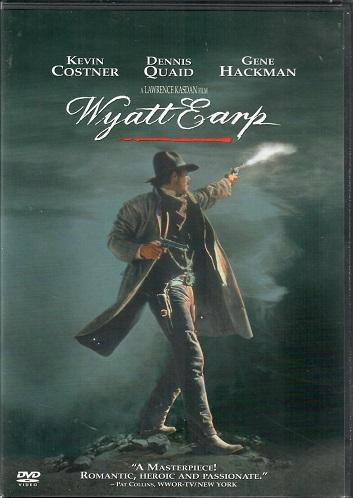 Wyatt Earp - ( originální znění s CZ titulky )plast DVD