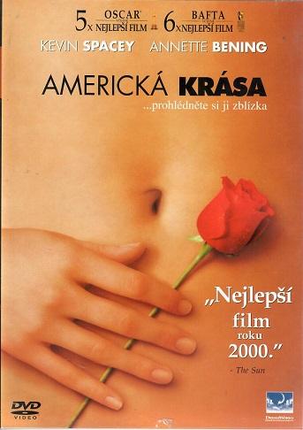 Americká krása - plast DVD