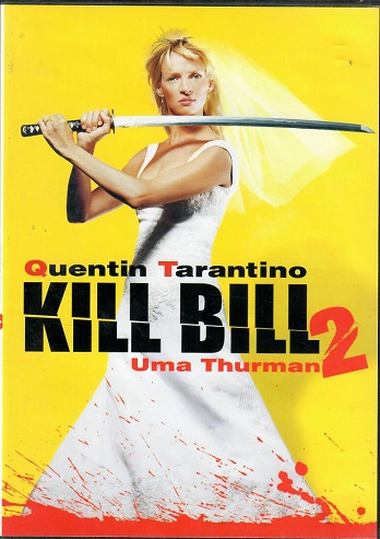 Kill Bill 2 ( slim ) - DVD