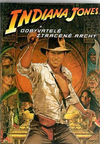 Indiana Jones a dobyvatelé ztracené archy - plast DVD