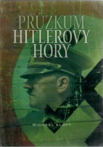 Průzkum Hitlerovy hory - plast DVD