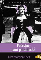 Počestné paní pardubické - papírová pošetka - DVD