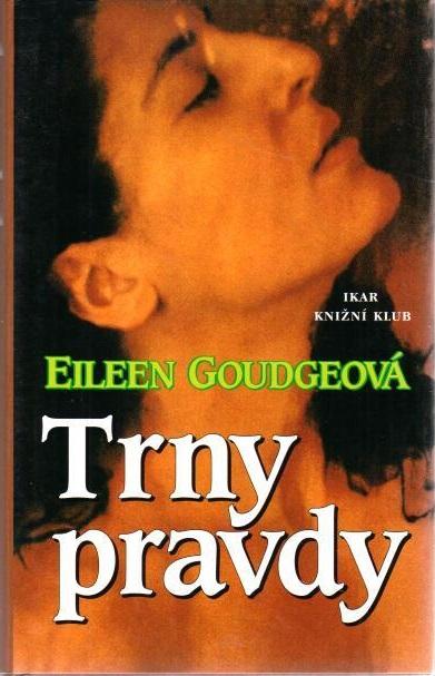 Trny pravdy - Eileen Goudgeová - bazarové zboží