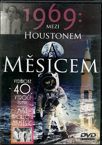 1969: mezi Houstonem a měsícem ( originální znění s CZ titulky ) - plast DVD