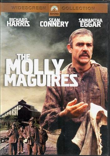 The Molly Maguires ( originální znění s CZ titulky ) - plast DVD