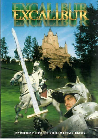 Excalibur - plast DVD