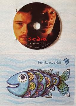 Sedm(dárkový obal)-DVD