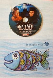 CID(dárkový obal)-DVD