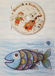 Honzík a Samuel(dárkový obal)-DVD