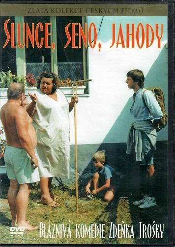 Slunce, seno, jahody ( slim ) - DVD