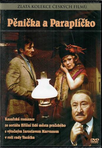 Pěnička a Paraplíčko ( slim/plast) - DVD