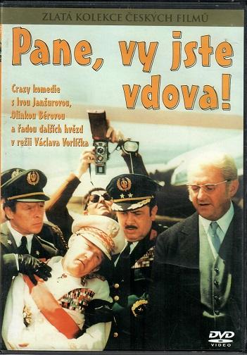 Pane, vy jste vdova! ( slim ) - DVD