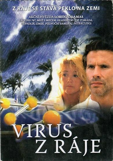 Virus z ráje ( pošetka ) - DVD