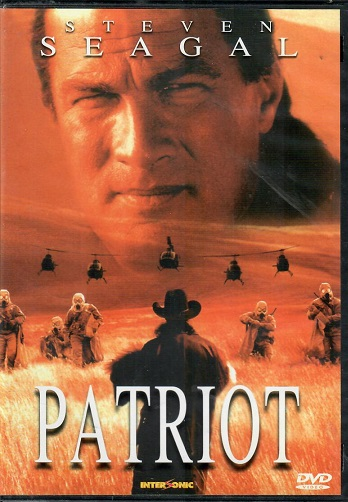 Patriot - S. Seagal ( slim ) - DVD