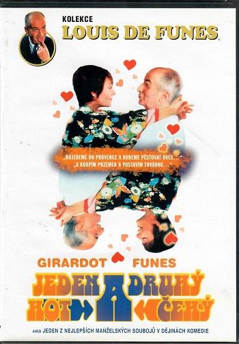 Jeden hot a druhý čehý ( slim ) - DVD