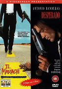 El Mariachi / Desperado - DVD plast