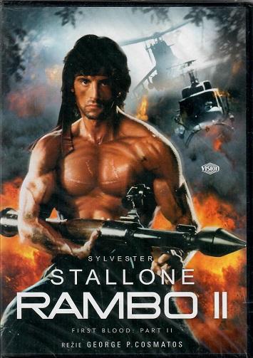Rambo II ( slim ) - DVD