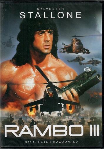 Rambo III ( slim ) - DVD