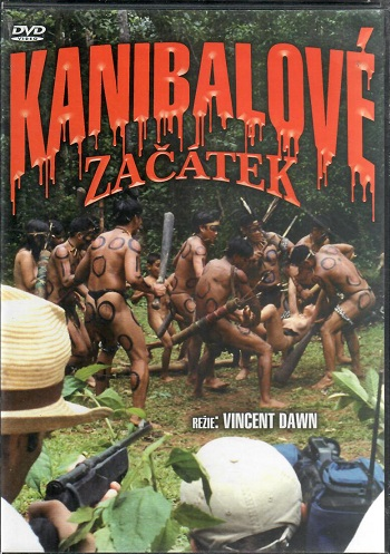 Kanibalové: Začátek - DVD pošetka