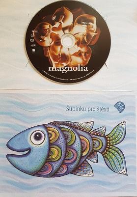 Magnolia(dárkový obal)-DVD