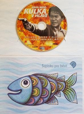 Kulka v hlavě(dárkový obal)-DVD