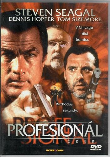 Profesionál ( plast/ slim ) - DVD