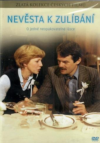 Nevěsta k zulíbání ( plast ) - DVD