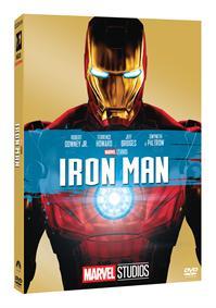 Iron Man - Edice Marvel 10 let DVD