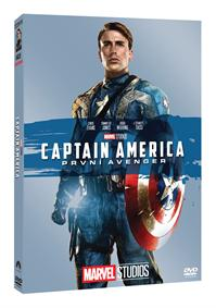 Captain America: První Avenger - Edice Marvel 10 let DVD