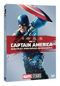 Captain America: Návrat prvního Avengera - Edice Marvel 10 let DVD