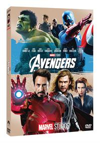 Avengers - Edice Marvel 10 let DVD