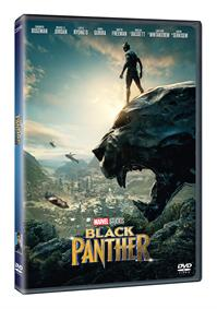 Black Panther - DVD plast