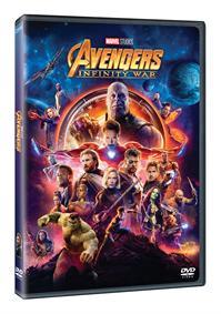 Avengers: Infinity War - DVD plast