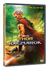 Thor: Ragnarok - DVD plast