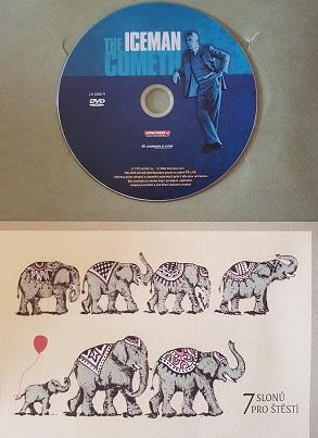 The Iceman Cometh(dárkový obal)-DVD