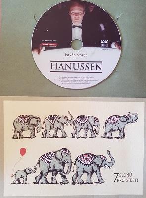 Hanussen(dárkový obal)-DVD