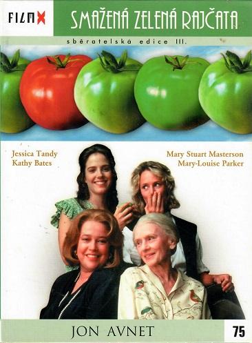 Smažená zelená rajčata  - digipack DVD