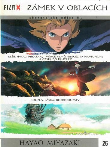 Zámek v oblacích - digipack DVD