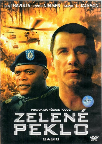 Zelené peklo ( plast ) - DVD