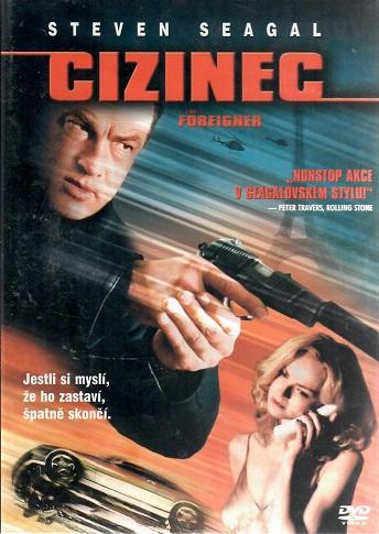 Cizinec ( originální znění s CZ titulky) - plast DVD