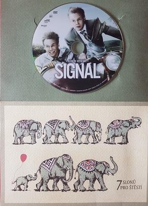 Signál(dárkový obal)-DVD