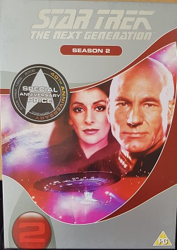 Star Trek: The next generation-season 2 - DVD