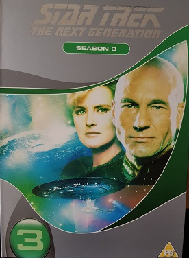 Star Trek:The next generation 3 season - DVD