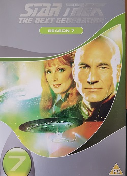 Star Trek:The next generation-season 7-DVD