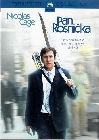 Pan Rosnička ( plast ) - DVD