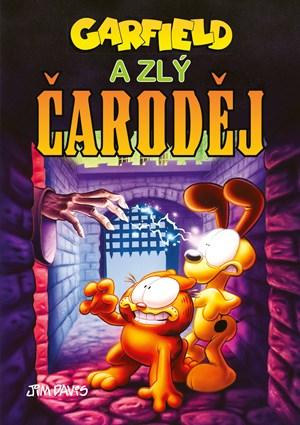 Garfield a zlý čaroděj - Jim Davis
