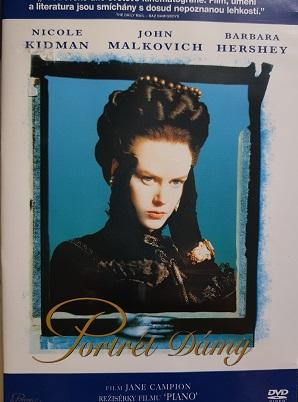 Portrét dámy /digipack, slim/-DVD