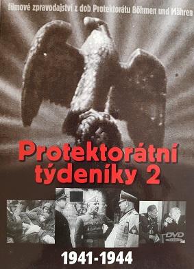 Protektorátní týdeníky 2/digipack/-DVD