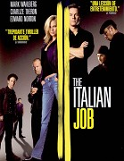 The ITALIAN JOB/plast/-DVD