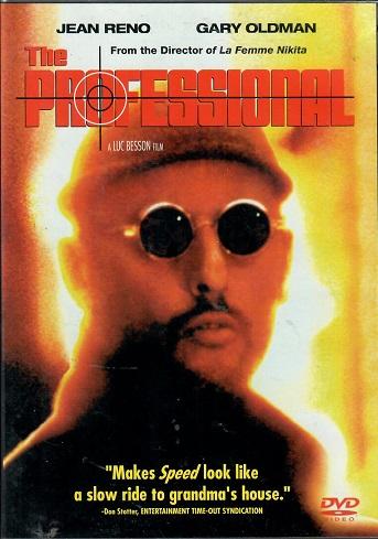 Leon/ The professional ( originální znění bez CZ titulků ) - plast DVD